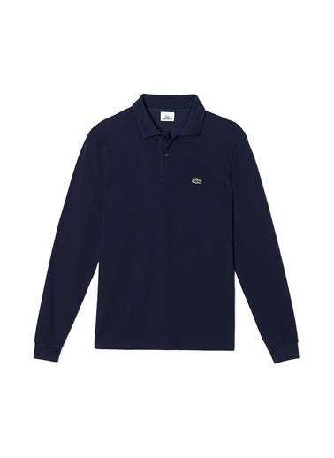 Lacoste Erkek Polo Tişört L1312.166 Lacivert